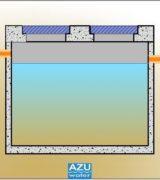 AZU Water dissabbiatore SAND S.