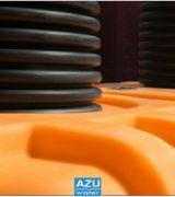 AZU Water dissabbiatore SAND ORANGE.