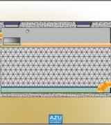 AZU Water filtro percolatore aerobico PERCO S